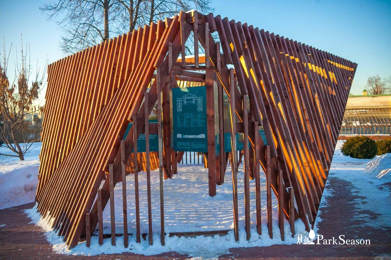 Экспозиция «Скрытый мир бордюра» , Музей-заповедник «Царицыно», Москва — ParkSeason