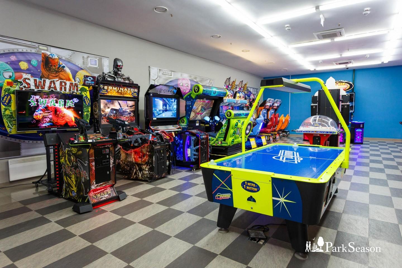 Игровой павильон «Веселые планеты» — ParkSeason