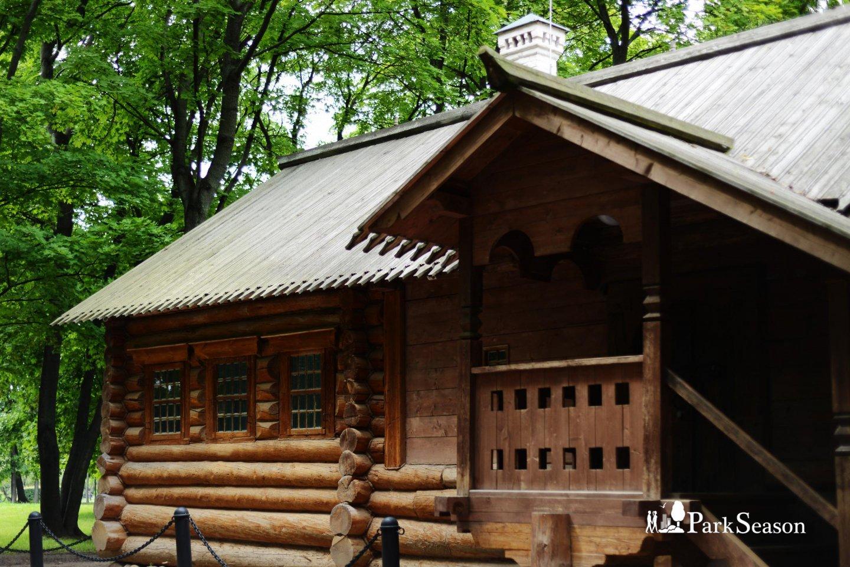 Домик Петра I, Усадьба «Коломенское», Москва — ParkSeason
