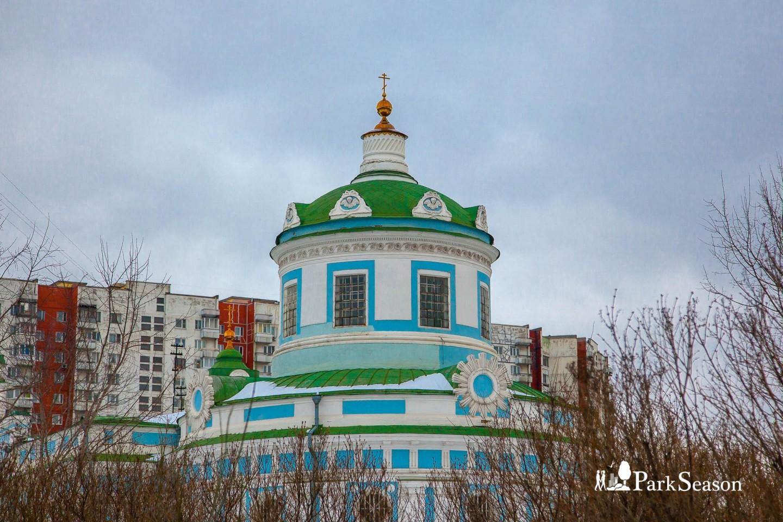 Храм Святого духа сошествия на Лазаревском кладбище — ParkSeason