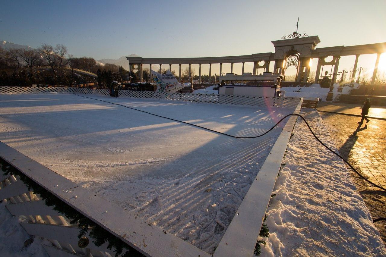 Ледовый каток  — ParkSeason