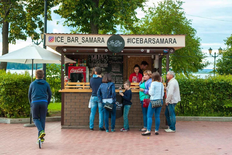 Жареное мороженое — ParkSeason