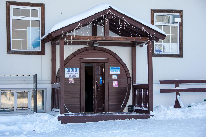 СДЮШОР по горнолыжному спорту дер. Шуколово — ParkSeason