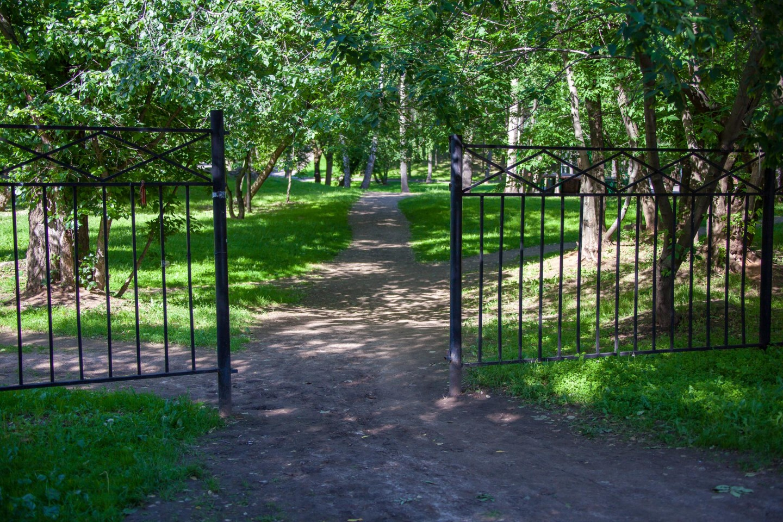 Вход, Усадьба «Люблино», Москва — ParkSeason