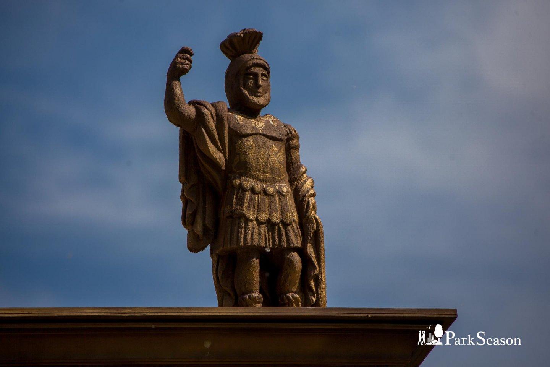 Триумфальные ворота, Усадьба «Лефортово», Москва — ParkSeason