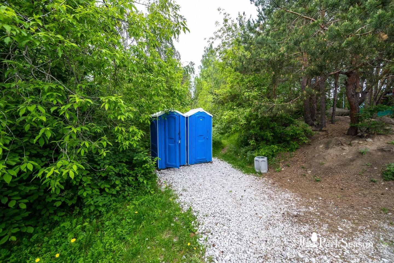 Туалет — ParkSeason
