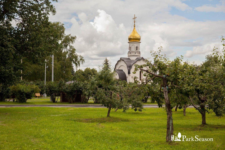 Храм-часовня Василия Великого, ВДНХ, Москва — ParkSeason