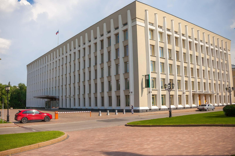 Правительство Нижегородской области — ParkSeason