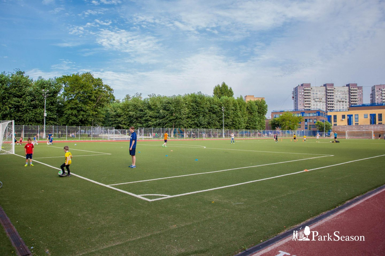 Футбольное поле, Парк «Таганский», Москва — ParkSeason