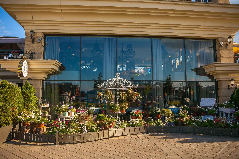 Восточный ресторан «Бахча» — ParkSeason