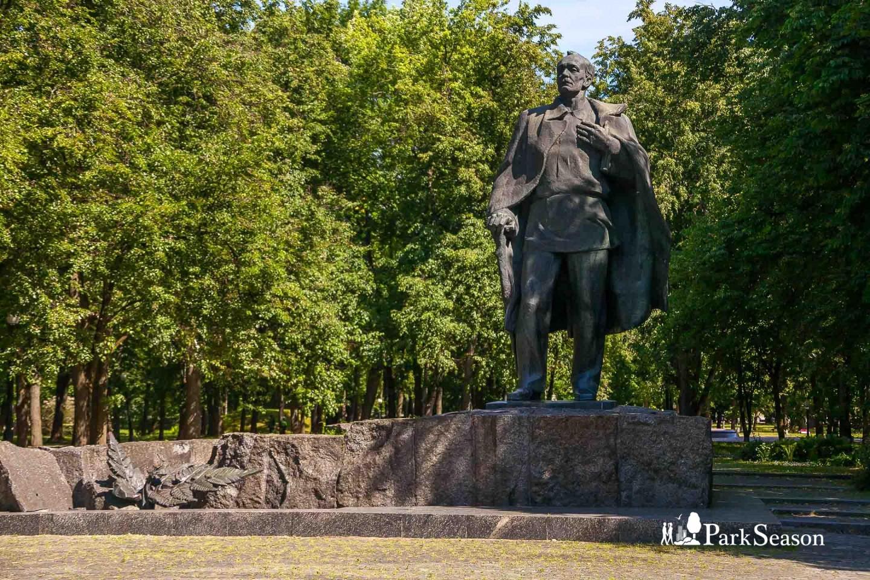 Памятник Янке Купале — ParkSeason