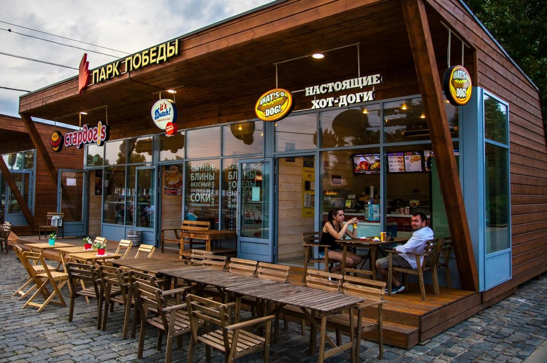Кафе it`s Dutch , Парк Победы на Поклонной горе, Москва — ParkSeason
