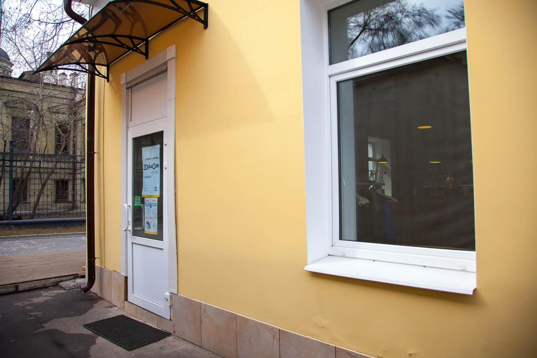 Кафе 3Dpluscafe, Сад им. Баумана, Москва — ParkSeason