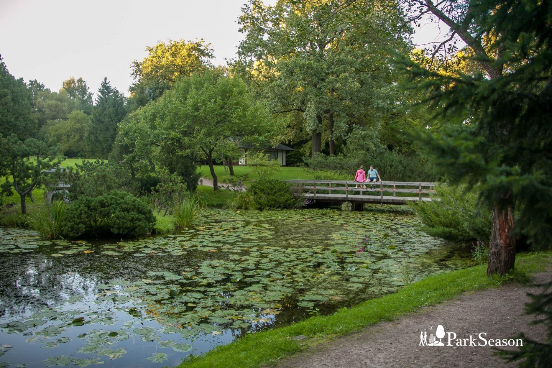 Экспозиция «Японский сад» — ParkSeason