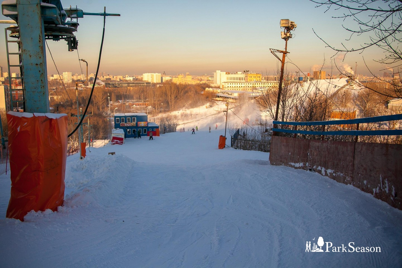Склон №6 (временно закрыт) — ParkSeason