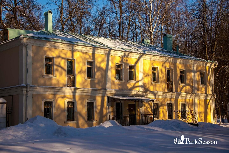 Богодельня, Музей-усадьба «Архангельское», Москва — ParkSeason