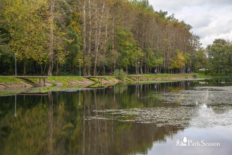 Итальянский пруд — ParkSeason