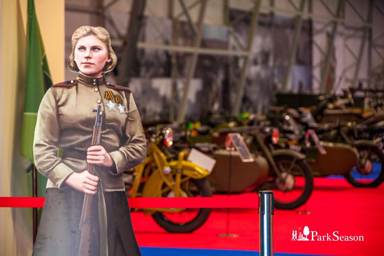 Военно-технический центр, Парк «Патриот», Москва — ParkSeason