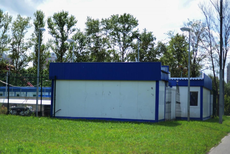 Стадион, Парк 50-летия Октября, Москва — ParkSeason