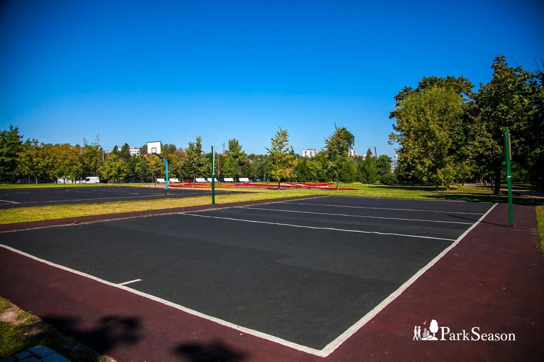 Волейбольная площадка (Временно закрыта) — ParkSeason