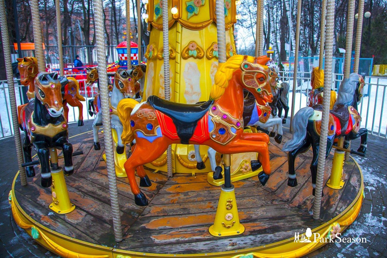 Детские аттракционы «Кроха», Парк «Измайловский», Москва — ParkSeason