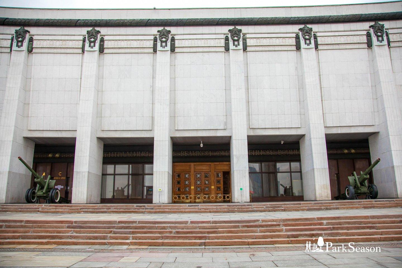 Центральный музей Великой Отечественной войны, Парк Победы на Поклонной горе, Москва — ParkSeason