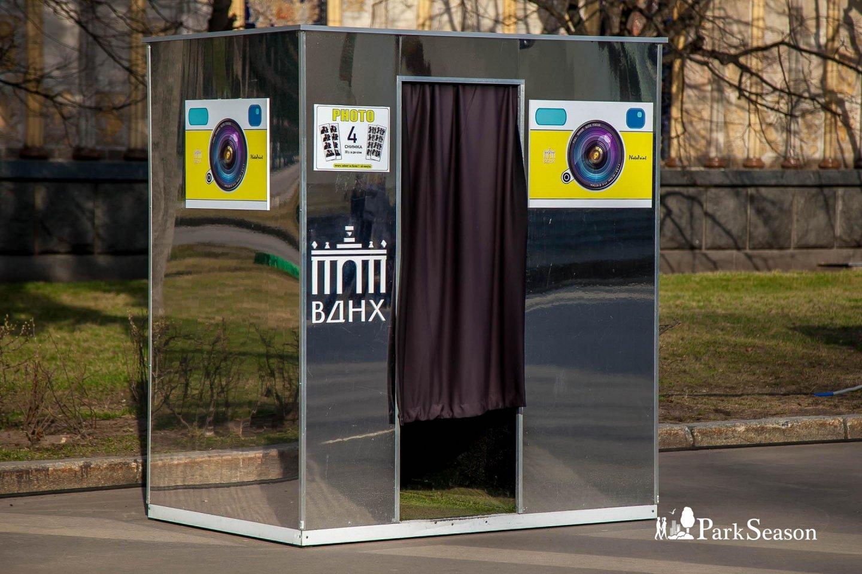 Фотобудка Photo Point (закрыты) — ParkSeason