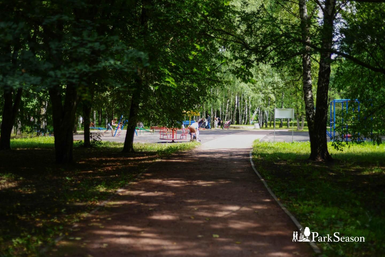 Детские площадки, Парк 50-летия Октября, Москва — ParkSeason