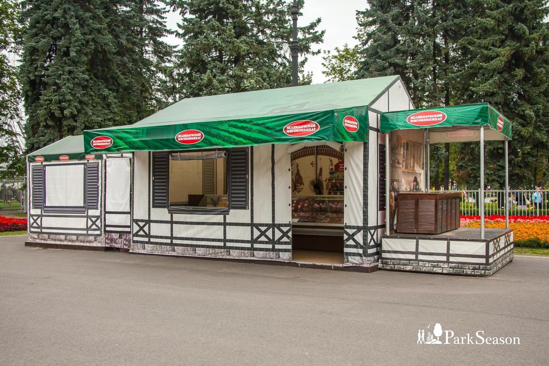 Палатка «Великолукский мясокомбинат» — ParkSeason