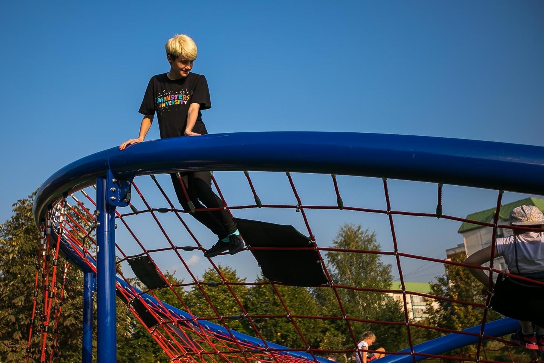 Детские площадки, Детский ландшафтный парк «Южное Бутово», Москва — ParkSeason