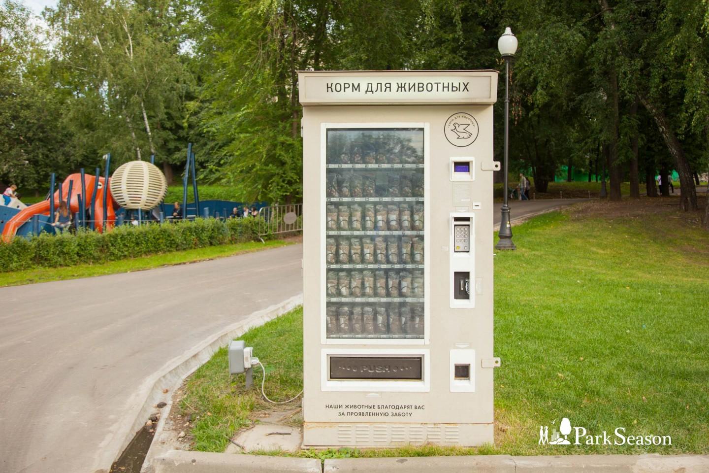 Корм для животных, Парк Горького, Москва — ParkSeason