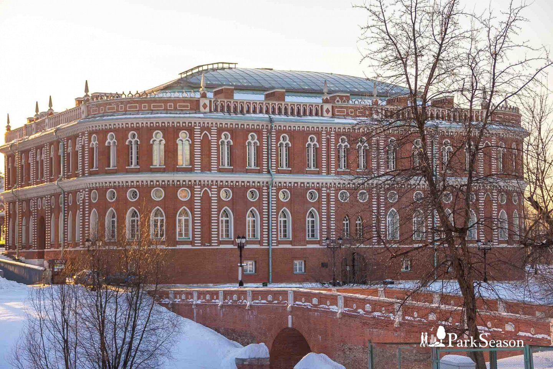 Хлебный дом/ Кухонный корпус, Музей-заповедник «Царицыно», Москва — ParkSeason