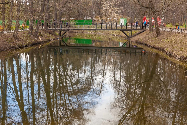 Утиный остров, Парк «Кузьминки», Москва — ParkSeason