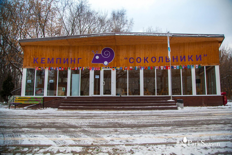 Кемпинг, Парк «Сокольники», Москва — ParkSeason