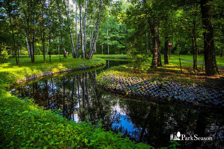 Каскад Путяевских прудов, Парк «Сокольники», Москва — ParkSeason