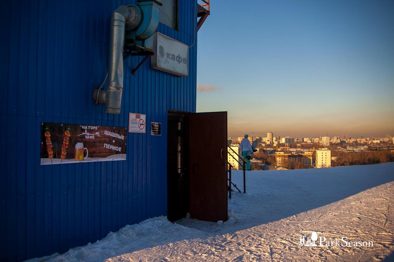 Кафе «На горе» — ParkSeason