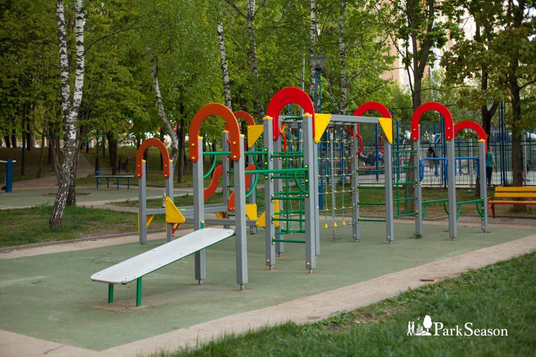 Детский WorkOut — ParkSeason