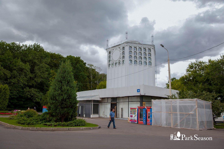 Павильон № 16: «Гидрометеорология», ВДНХ, Москва — ParkSeason