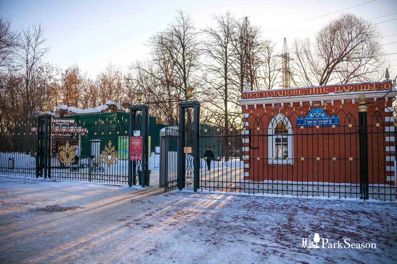 Пост охраны, Музей-заповедник «Царицыно», Москва — ParkSeason