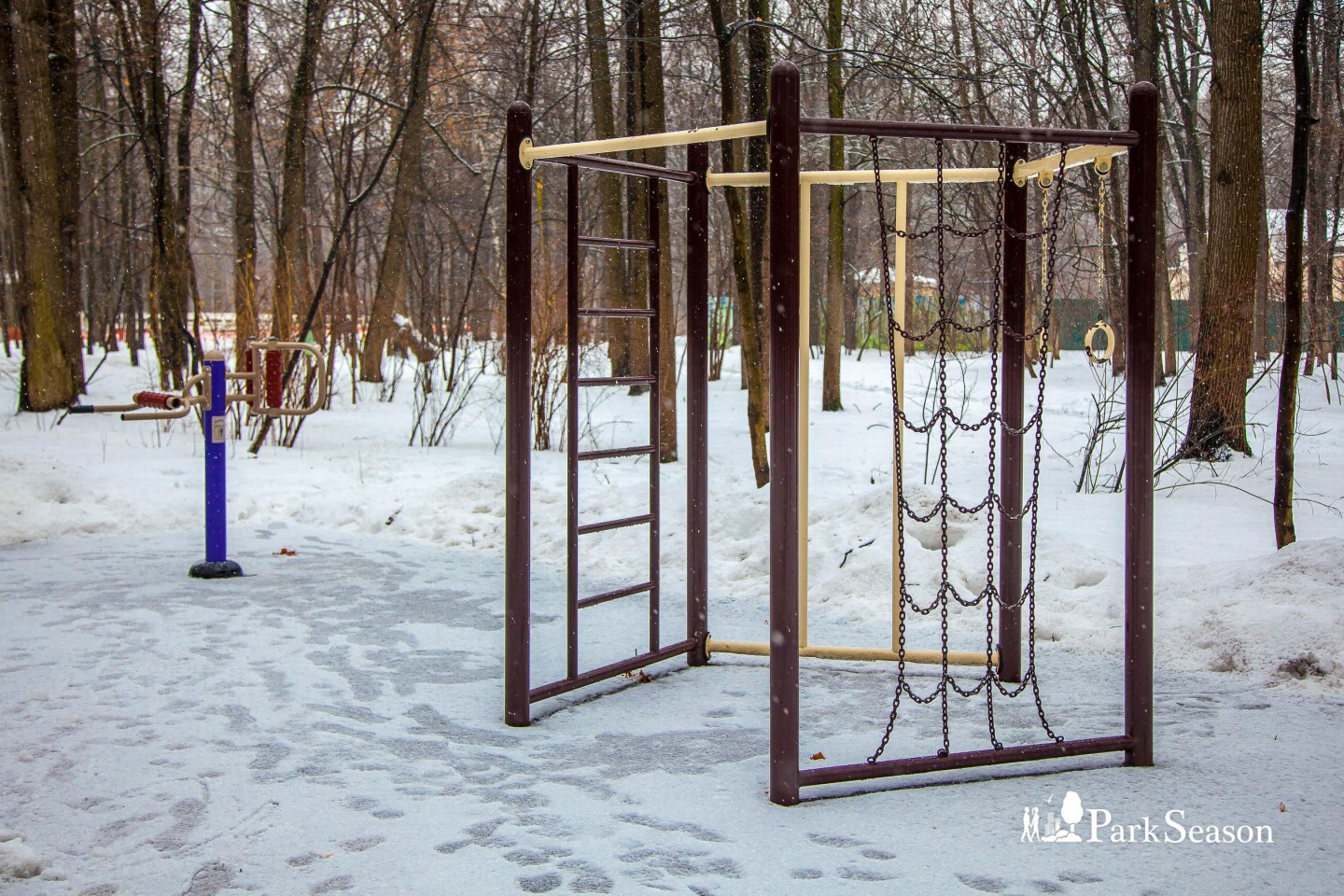 Площадки WorkOut — ParkSeason