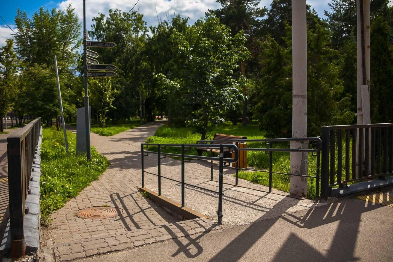 Вход в парк — ParkSeason