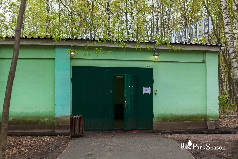Беговой клуб, Парк «Сокольники», Москва — ParkSeason