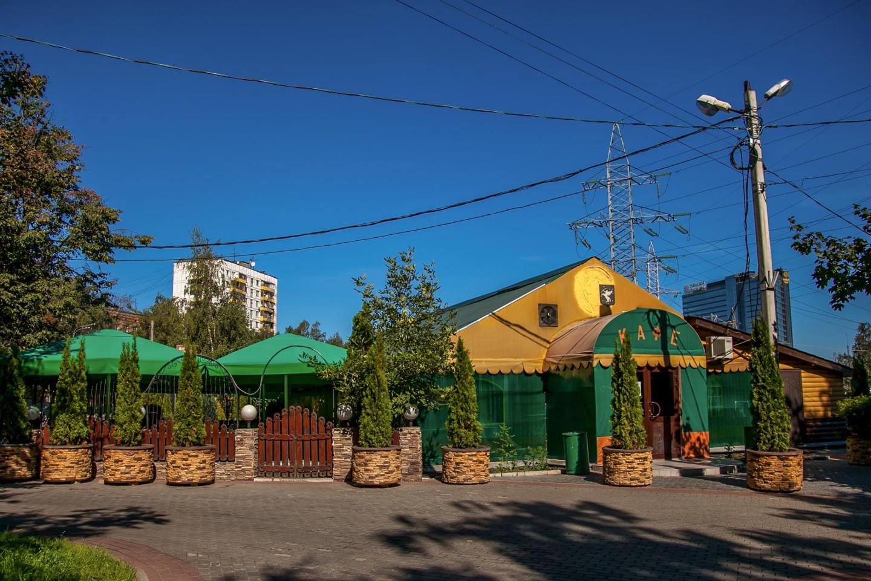 Спортивное кафе «Химки» — ParkSeason