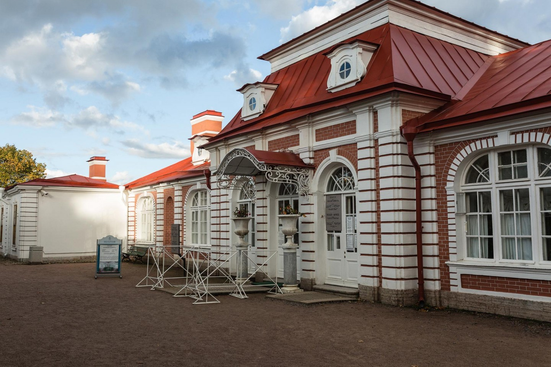 Музей «Банный корпус» — ParkSeason