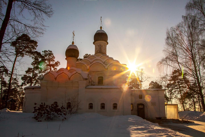 Церковь Михаила Архангела, Музей-усадьба «Архангельское», Москва — ParkSeason