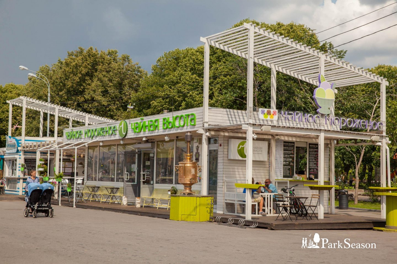Кафе «Чайная высота. Пуэрпорт», Парк Горького, Москва — ParkSeason