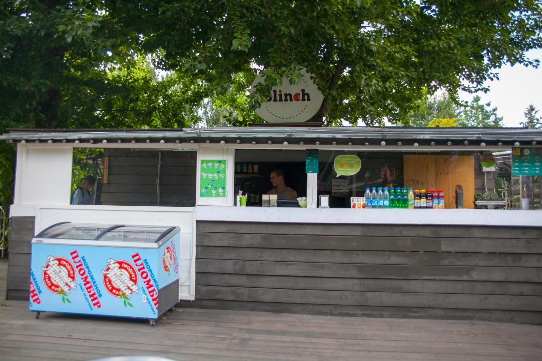 Кафе BlinOh (закрыт) — ParkSeason