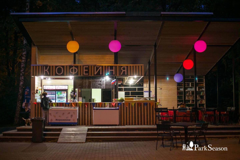 Кофейня, Парк «Измайловский», Москва — ParkSeason