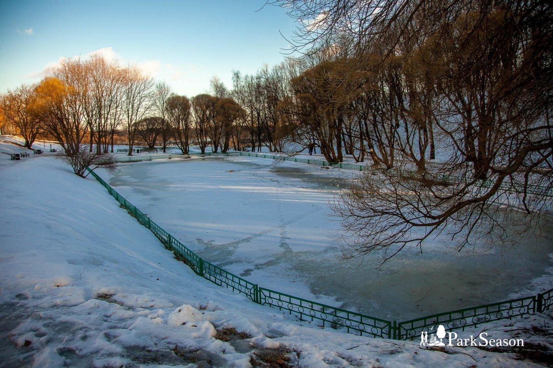 Верхний Коломенский пруд, Усадьба «Коломенское», Москва — ParkSeason