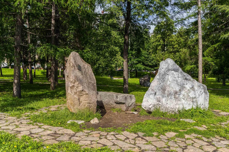 Сад камней — ParkSeason